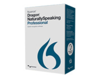 Image of Dragon NaturallySpeaking Professional ( v. 13 ) - box pack