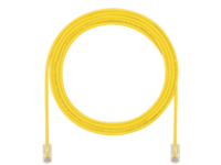 Panduit TX5e-28 Category 5E Performance - patch cable - 14 m - yellow