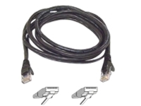 Belkin High Performance patch cable - 12.19 m - black