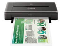 Canon PIXMA iP110 - printer - colour - ink-jet
