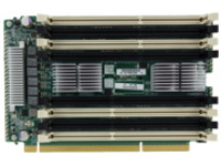 Axiom memory board - DRAM: DIMM 240-pin
