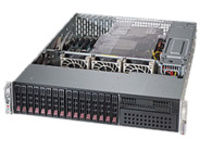 Supermicro SuperServer 2028R-C1R - rack-mountable - no CPU - 0 GB - no HDD
