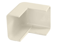 C2G Wiremold Uniduct 2900 External Elbow - Ivory - cable raceway outside corner