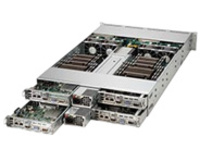 Supermicro SuperServer 6028TR-HTFR - rack-mountable - no CPU - 0 GB - no HDD