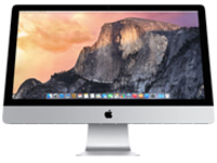 Image of Apple iMac with Retina 5K display - All-in-one - 1 x Core i5 3.5 GHz - RAM 8 GB - Hybrid Drive 1 TB...