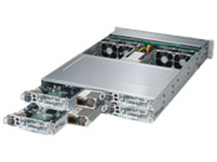 Supermicro SuperServer 2027PR-HC0FR - rack-mountable - no CPU - 0 GB