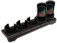 Zebra Five-Slot ShareCradle - handheld charging stand