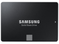 "Samsung 850 EVO MZ-75E500 - Solid state drive - encrypted - 500 GB - internal - 2.5"" - SATA 6Gb/s - buffer: 512 MB - Self-Encrypting Drive (SED), TCG Opal Encryption 2.0"