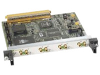 Cisco 4-Port Clear Channel Shared Port Adapter Version 2 - expansion module