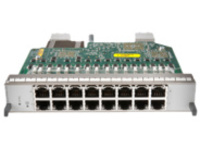 Juniper Networks chE1/T1 MIC - expansion module