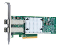 QLogic QLE8442-CU - network adapter - PCIe 3.0 x8 - 10 Gigabit SFP+ x 2