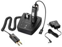 Poly CA 12CD-S PTT Adapter - cordless PTT (push-to-talk) headset adapter for headset