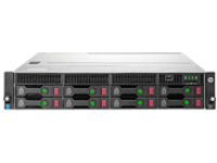 Image of HPE ProLiant DL80 Gen9 - Server - rack-mountable - 2U - 2-way - 1 x Xeon E5-2620V4 / 2.1 GHz - RAM 8 GB - SAS - hot-s…