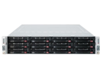 Supermicro SuperServer 6028TR-DTR - rack-mountable - no CPU - 0 GB