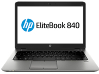 Image of HP EliteBook 840 G3 - Ultrabook - Core i5 6200U / 2.3 GHz - Win 7 Pro 64-bit - 4 GB RAM - 256 GB SSD - no ODD...