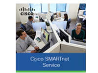 Cisco Smart Net Total Care Combined Support Service - extended service agreement - shipment