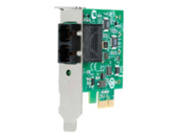 Allied Telesis AT-2711LX/LC - network adapter - PCIe - 100Base-LX