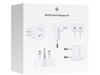 Apple World Travel Adapter Kit - power connector adapter kit