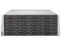 Supermicro Ceph Solutions OSD Storage Node - rack-mountable - Xeon E5-2630V3 2.4 GHz - 128 GB - 216.16 TB
