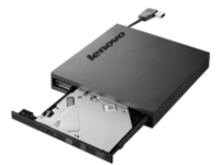 Lenovo TDSourcing Tiny-in-One Super-Multi Burner - DVD±RW (±R DL) / DVD-RAM drive - USB 2.0 - external