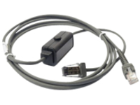 Zebra Port 9B - data cable - 2 m