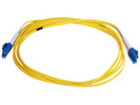 Monoprice network cable - 2 m - yellow