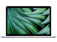 "Image of Apple MacBook Pro with Retina display - 13.3"" - Core i5 - OS X 10.10 Yosemite - 8 GB RAM - 256 GB flash storage"