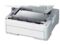 OKI media drawer and tray - 530 sheets