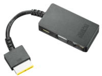 Lenovo ThinkPad OneLink Adapter - port replicator - VGA