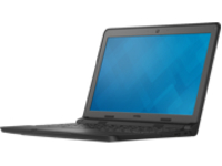 "Image of Dell Chromebook 11 3120 - Celeron N2840 / 2.16 GHz - Chrome OS - 4 GB RAM - 16 GB eMMC - 11.6"" touchscreen 1366 x 768..."