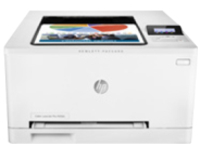 HP Color LaserJet Pro M252n - printer - colour - laser