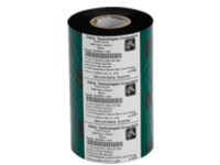 Zebra 5095 Resin - black - print ink ribbon refill (thermal transfer)