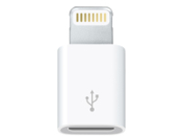 Apple Lightning to Micro USB Adapter - Lightning adapter