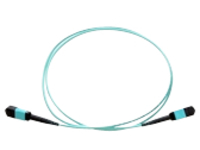 Axiom network cable - 20 m - aqua
