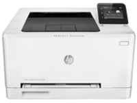 HP Color LaserJet Pro M252dw - Printer - color - Duplex - laser - A4/Legal - 600 x 600 dpi - up to 19 ppm (mono) / up to 19 ppm (color) - capacity: 150 sheets - USB 2.0, LAN, Wi-Fi(n), USB host, NFC