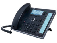 AudioCodes 440HD IP Phone - Skype for Business Edition - VoIP phone with caller ID - 3-way call capability