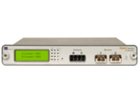 Net Optics 10 GigaBit LR iBypass Switch with Heartbeat - network bypass unit