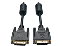 Tripp Lite 10ft DVI Single Link Digital TMDS Monitor Cable DVI-D M/M 10' - DVI cable - 3 m