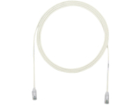 Panduit TX6-28 Category 6 Performance - patch cable - 4.5 m - off white
