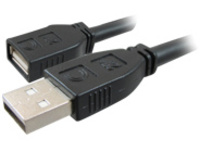 Comprehensive Pro AV/IT USB extension cable - 15.2 m