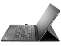 Image of Lenovo ThinkPad Helix 20CG - Ultrabook - Core M 5Y71 / 1.2 GHz - Windows 8.1 Pro 64-bit - 8 GB RAM - 256 GB SSD TCG...