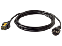 APC power cable - IEC 60320 C19 to CEE 7/7 - 3 m