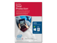 Image of McAfee Total Protection 2016 - box pack ( 1 year )