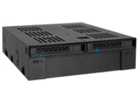 ICY Dock ExpressCage MB322SP-B - storage mobile rack