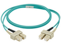 Panduit NetKey patch cable - 5 m - orange