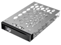"StarTech.com 2.5"" Hot Swap Hard Drive Tray - Extra SSD/HDD Drive Tray for One-Bay and Four-Bay Backplanes (SATSASBP125 …"
