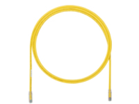 Panduit TX6A 10Gig patch cable - 50 cm - yellow