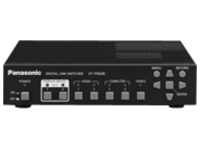 Panasonic ET-YFB200G - video/audio/network switch - 2 ports - rack-mountable