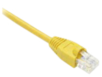 Unirise patch cable - 2.13 m - yellow