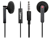 Lenovo - earphones with mic